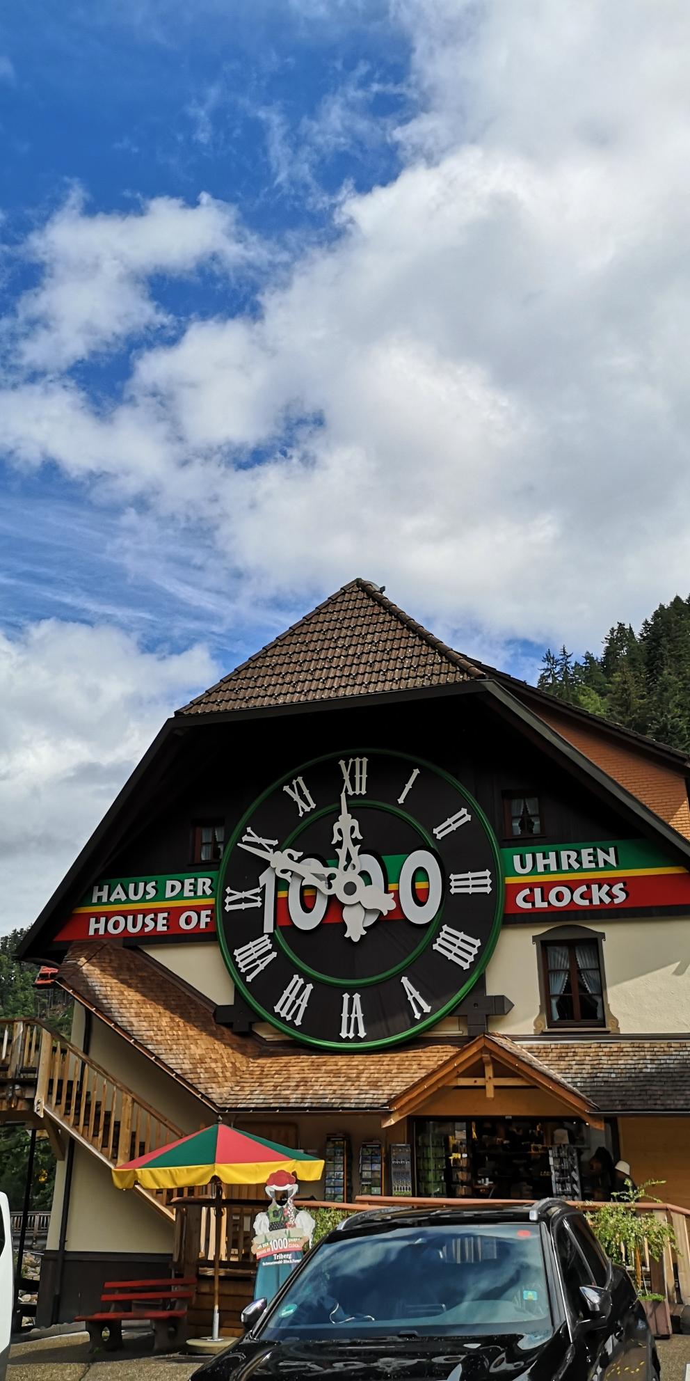 8月德国瑞士13日自驾游D4(巴登巴登,黑森林之旅)